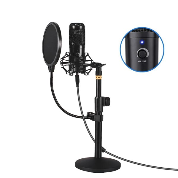 Felby USB Podcasting Condenser Microphone 1