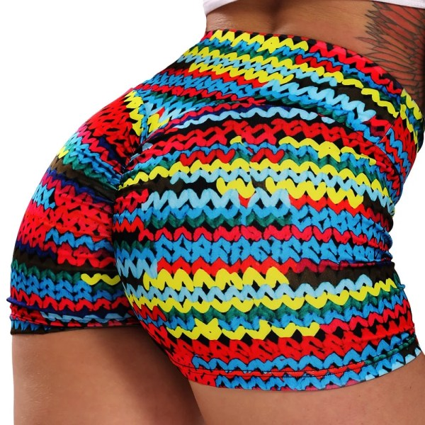 High Waist Seamless Yoga Women Shorts Breathable Gym Workout Fitness Yoga Leggings Running Quick Dry Shorts