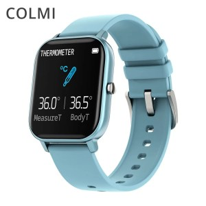 COLMI P8 Pro Smart Watch with Heart Rate Monitor