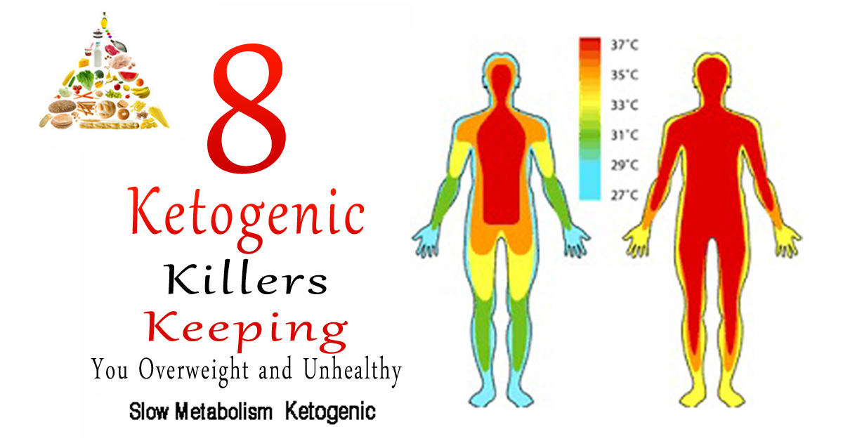 8 Ketogenic Killers Keeping You Overweight and Unhealthy