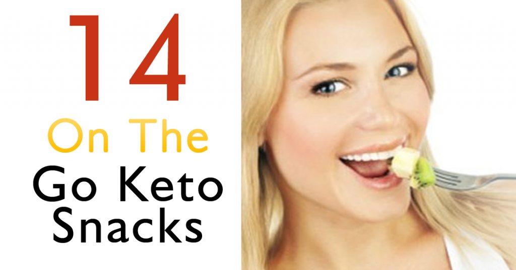 14 On The Go Keto Snacks