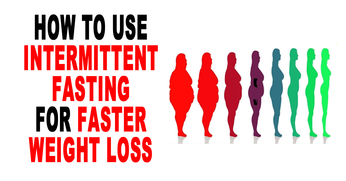 How To Use Intermittent Fasting For Faster Weight Loss