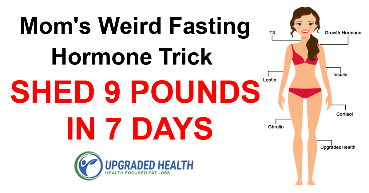 Mom's Weird Fasting Trick Helped Shed 9 Pounds In 7 Days