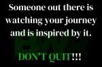 Keep Striving…..