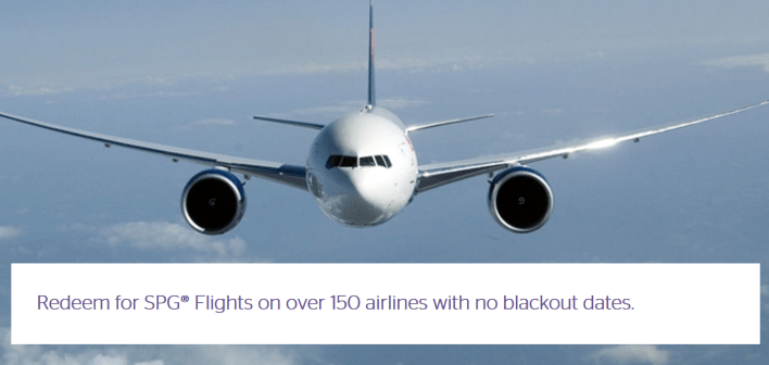 transfer SPG starpoints to miles