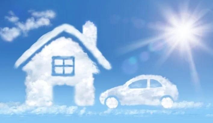 House and Car Dream