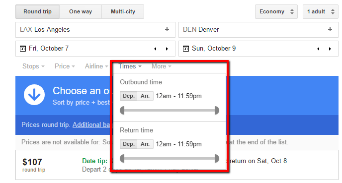 Google_Flights_Filter_Results_Times