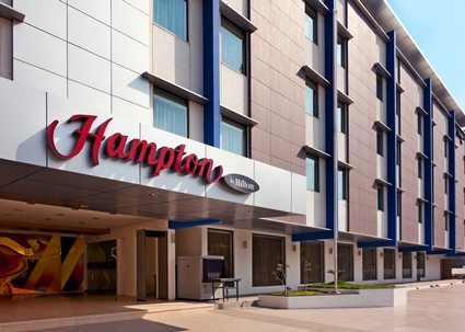 hampton inn in vadodara india