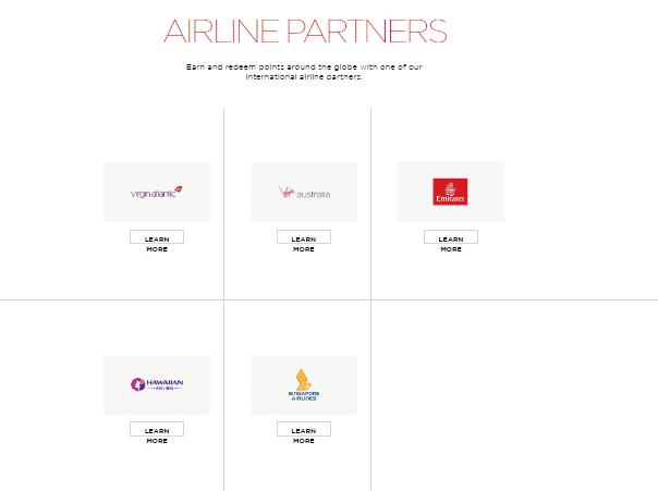 virgin america airline partners