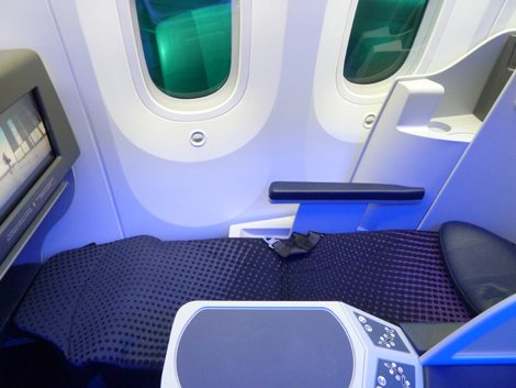 use flying blue miles for AeroMexico Business Class