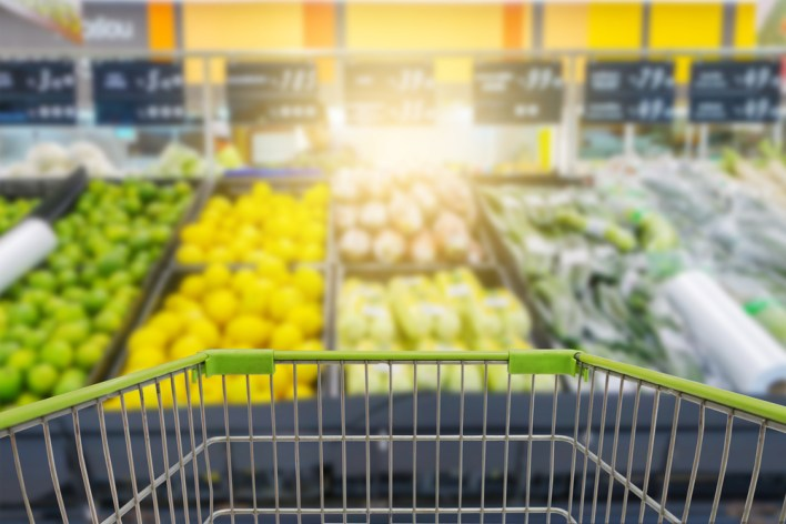 Use The Plenti® Credit Card from Amex at supermarkets