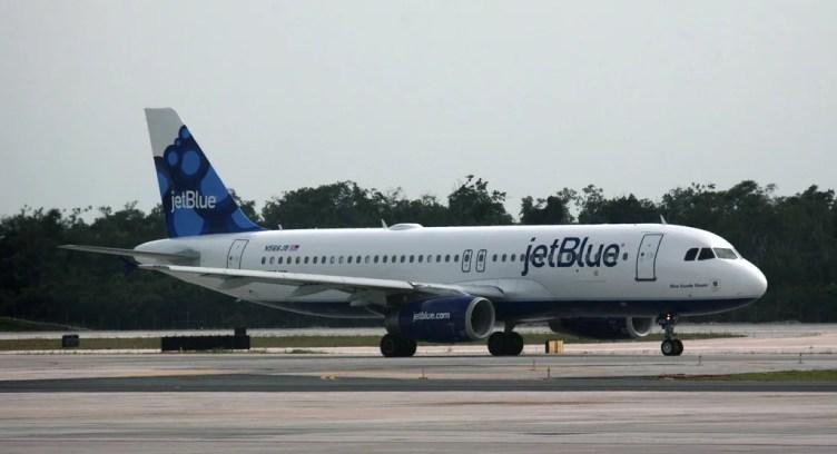 JetBlue Airbus A320-232 N566JB