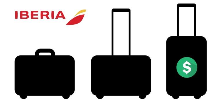 Iberia baggage fees