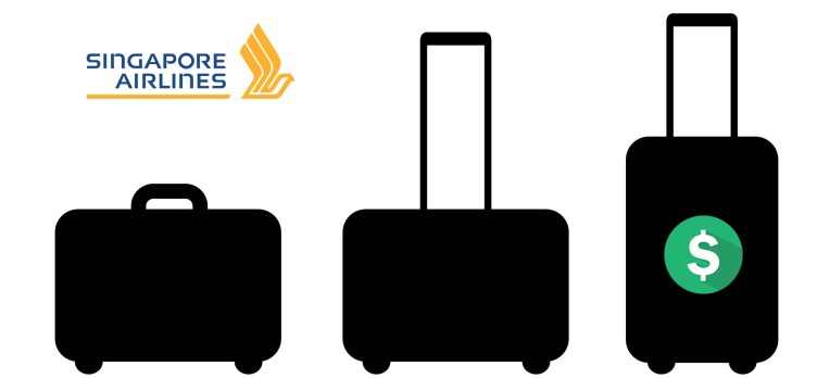 Singapore Airlines baggage fees