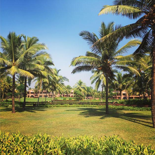 Park Hyatt - Goa, booked on points!