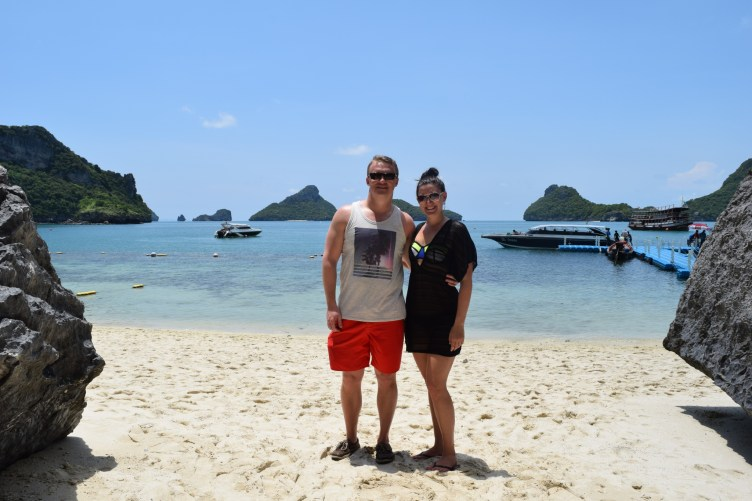 Bryce from 10xTravel in Thailand