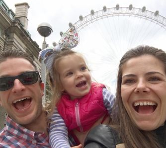 Fly Family Fly in London