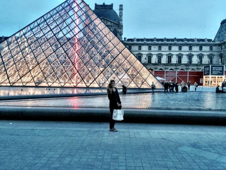 The Miles Genie in Paris