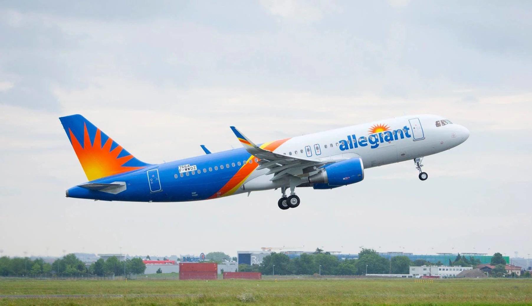 Allegiant Air Review