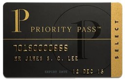 Priority Pass Select Card