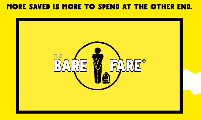 Spirit Airlines - The Bare Fare