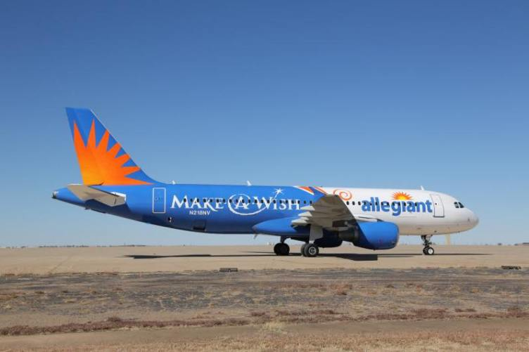 Allegiant Air Teams Up With Make A Wish Foundation