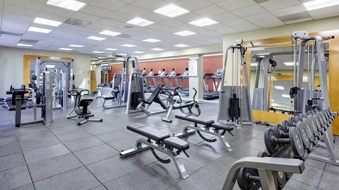 DoubleTree Pentagon City Fitness Center