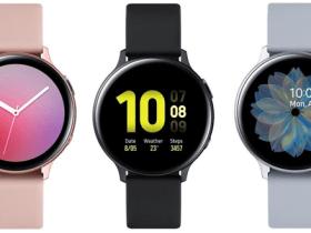 Samsung Galaxy Watch Active2 4G Aluminum