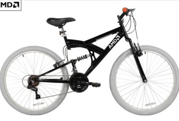 AMD launches mountain-bikes and cruisers