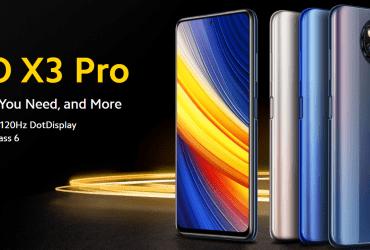 Xiaomi PocoPhone X3 Pro Stock ROM