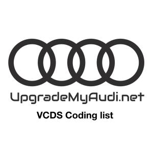 vcds Archives - UpgradeMyAudi net
