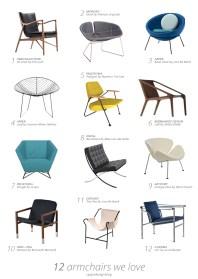 12 armchairs we love | upgradesign