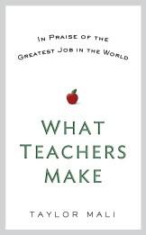 What Teachers Make Book