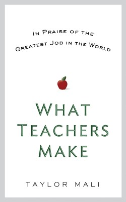 What Teachers Make Book