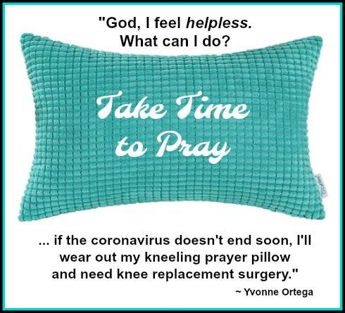 upgradeyourlife blog lessons learned on my kneeling prayer pillow