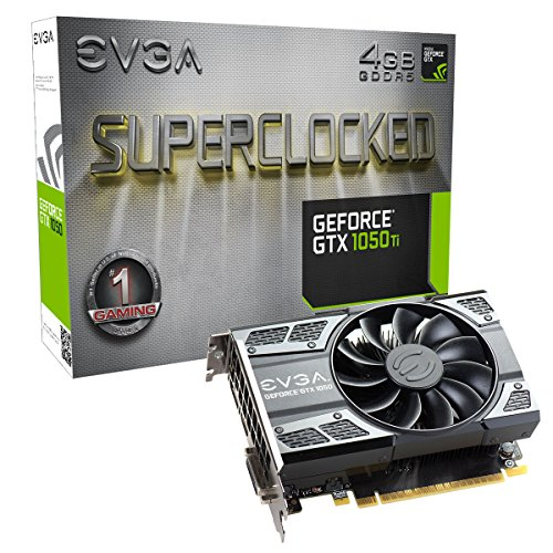 NVIDIA GeForce GTX 1050 Ti GPU