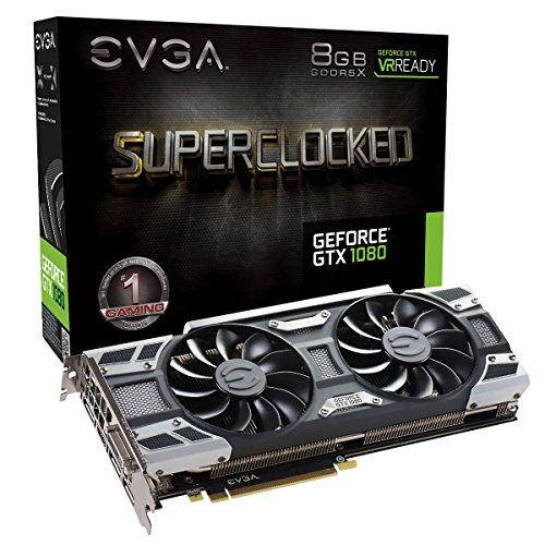 EVGA GeForce GTX 1080 SC GAMING ACX 3.0 8GB