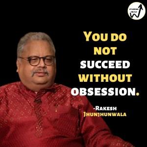 Rakesh Jhunjhunwala quotes