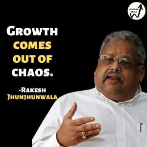 Quotes of Rakesh Jhunjhunwala