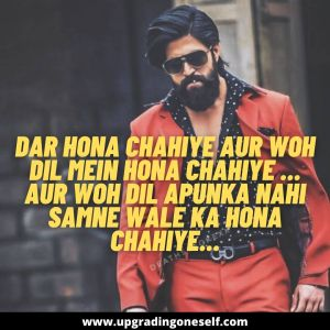 kgf best quotes