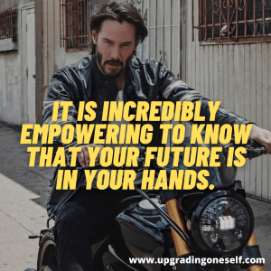 Keanu Reeves thoughts
