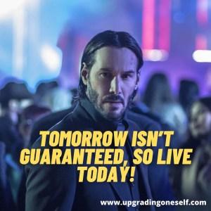 Keanu Reeves inspiring quotes