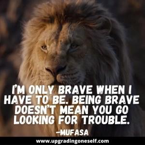 Mufasa quotes