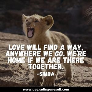 best lion king quotes