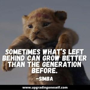 Simba quotes