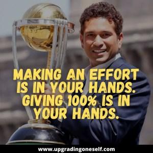 inspiring quotes from sachin Tendulkar