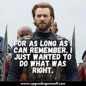 captain america best quote