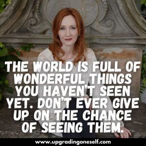 jk rowling best quotes
