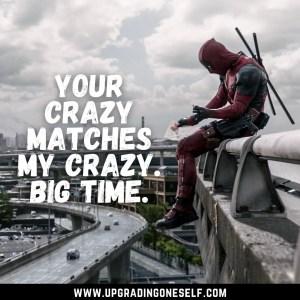 deadpool movie quotes
