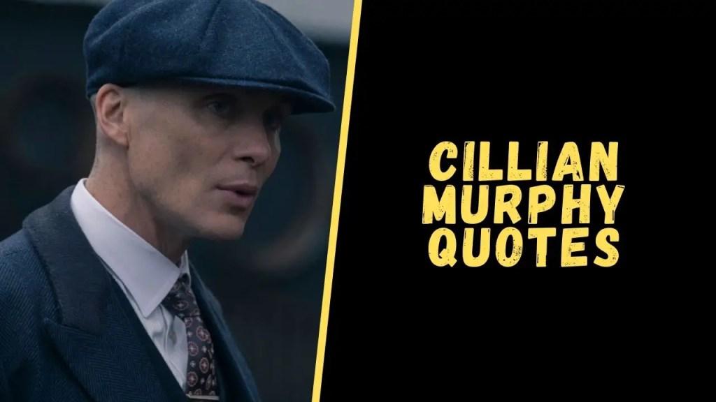 cillian murphy quotes